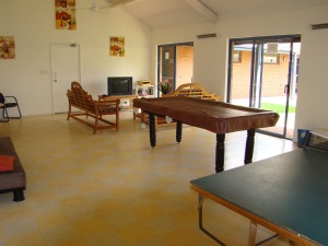 Dunsborough Inn Backpackers Recreation Room